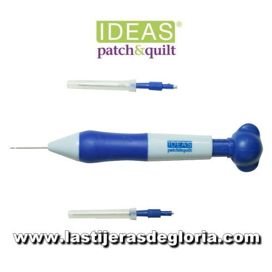 Set Máquina aguja mágica Bordado ruso Punch Needle de IDEAS Patch