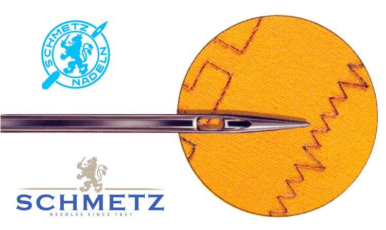 agujas para bordado a máquina SCHMETZ en Las Tijeras de Gloria