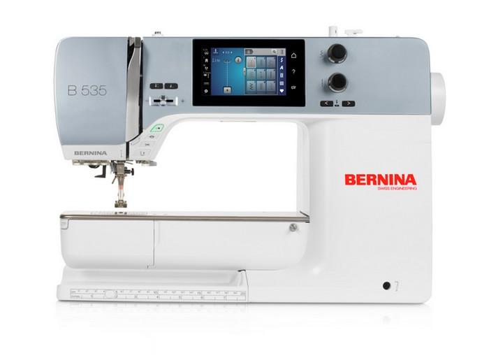 simulador Bernina 535 las tijeras de gloria alicante