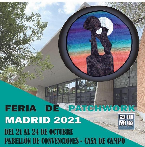 Festival Patchwork Madrid 2021 Las Tijeras de Gloria