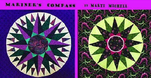 Curso Marti Michel Mariner Compass