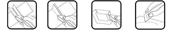 instrucciones prensador de dedo IDEAS