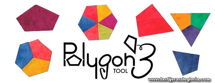 regla especial de patchwork para poligonos y otras formas geometricas