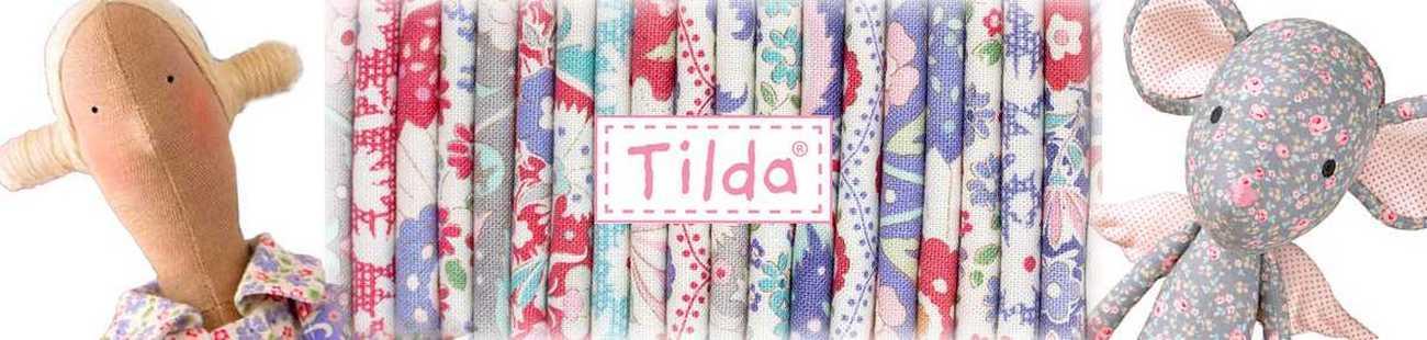 Telas Tilda Alicante Las Tijeras de Gloria