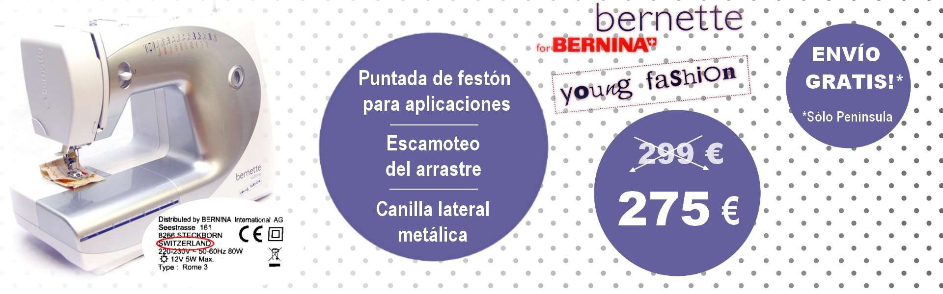 Bernette Young Fashion