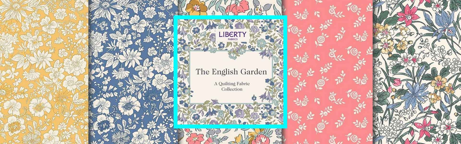 LIBERTY London - The English Garden