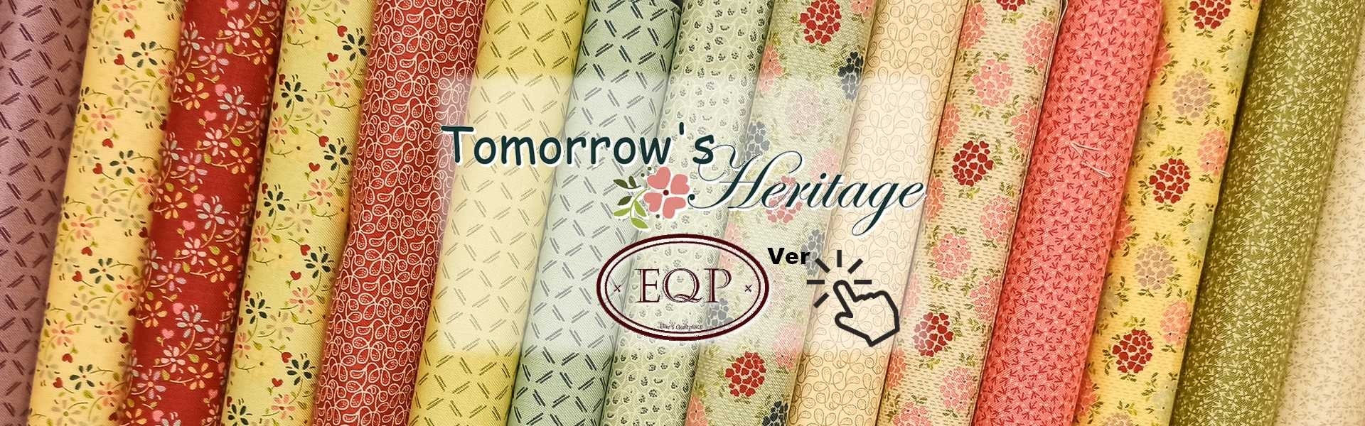 Colección Tomorrow's Heritage EQP Ellie's Quilt Places